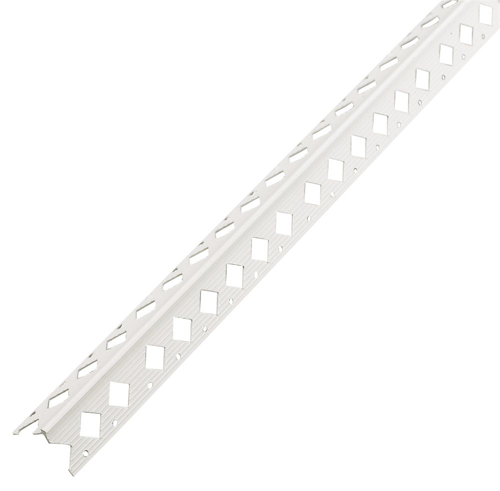 Internal Drywall Plasterers Beads 2mm x 2.5m Pack of 5