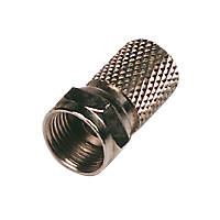 Philex Coaxial F-Plug Pack of 10