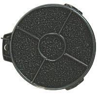 Carbfilt4 Cooker Hood Filter Black 135mm