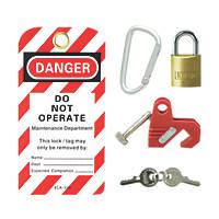 Kasp MCB Lock Off Kit