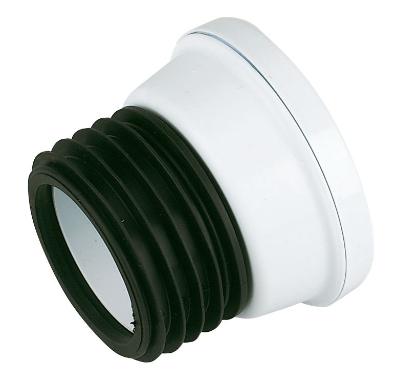 FloPlast SP101 Straight Connector