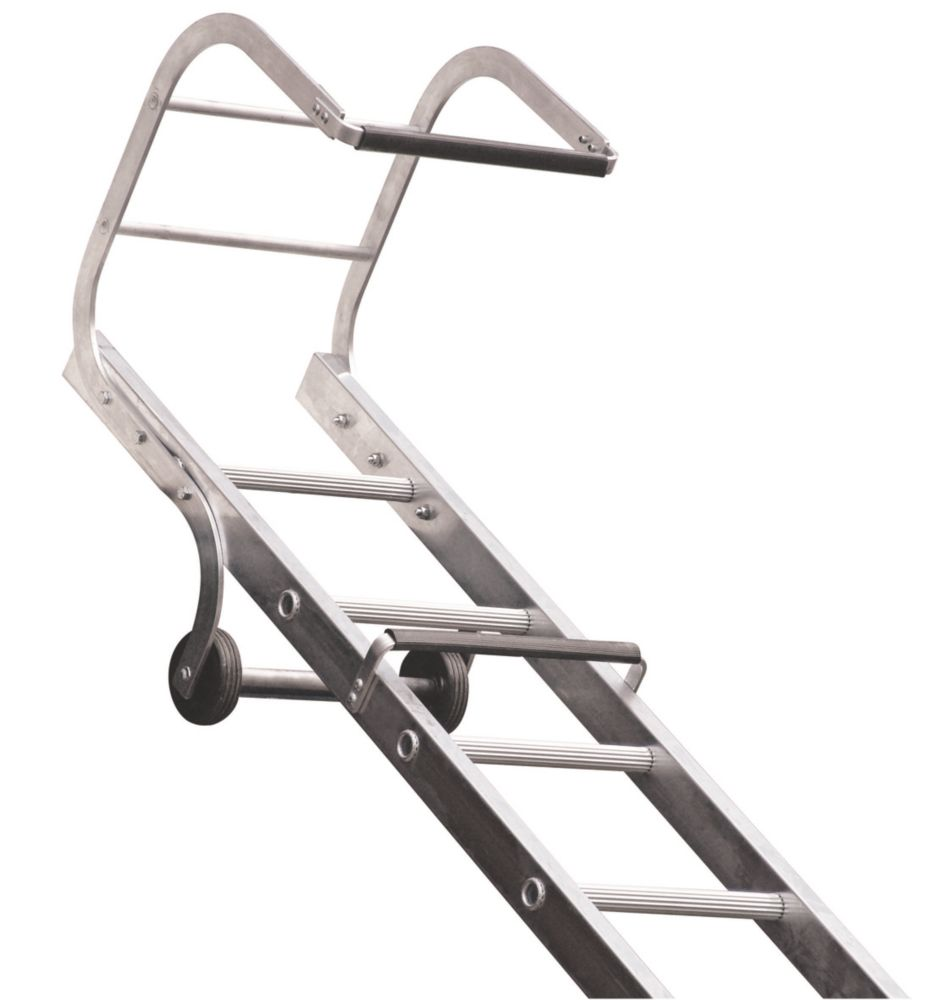 Lyte TRL235 Double Roof Ladder Closed 3.44m Open 5.64m