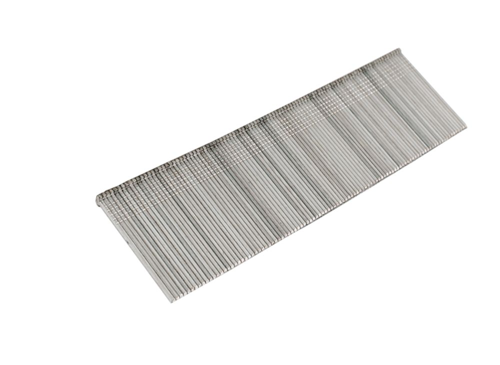 Galvanised Brad Nails 18ga 20mm Pack of 5000