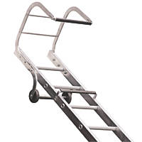 Lyte TRL155 Single Roof Ladder Closed -m Open 5.46m