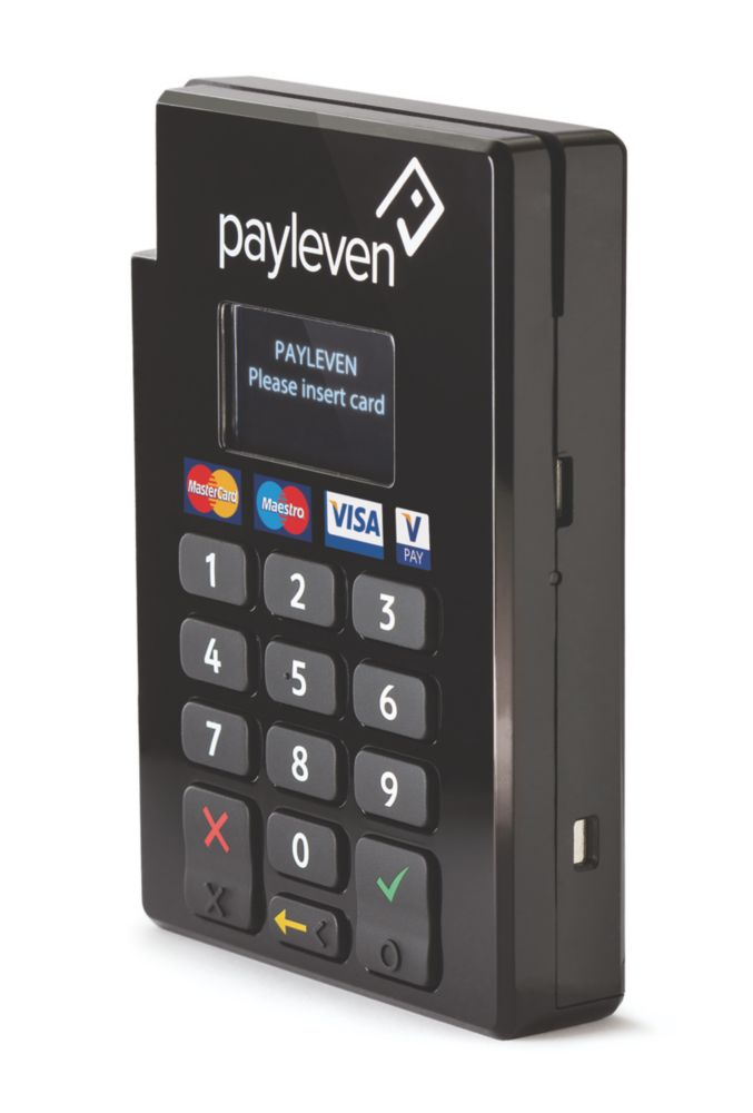 Payleven Chip & PIN Card Reader