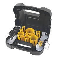 DeWalt Bi-Metal Holesaw Set 13 Piece Set