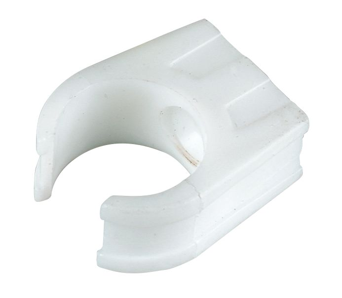Waste Pipe Clip 21.5mm Pack of 10