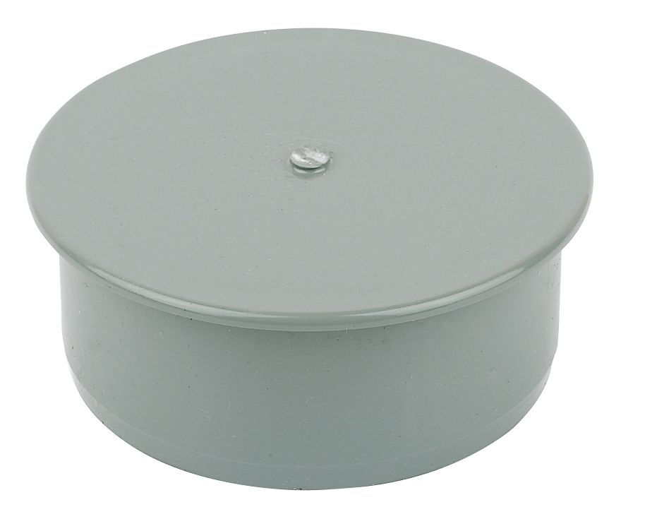 Socket Plug Grey SP296