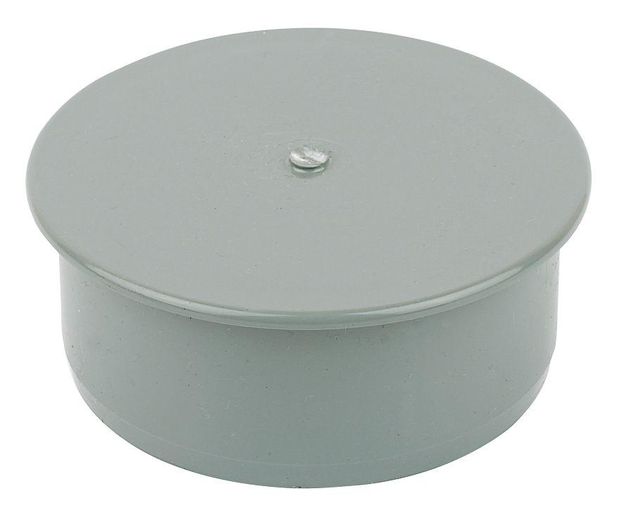 Socket Plug Grey SP296