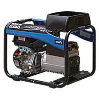 SDMO 200E  200A DC Portable Generator & Welding Set 110/230V