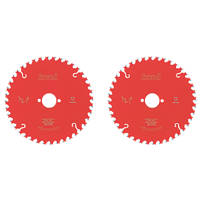 Freud Pro TCT Circular Saw Blades Twin Pack 190mm x 30mm Bore