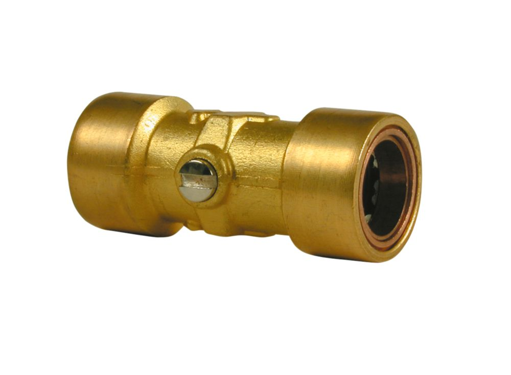 Conex Cuprofit Isolating Valve 15mm