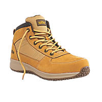 Site Sandstone Safety Trainer Boots Wheat Size 10