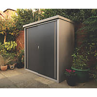 Trimetals Guardian D63 Storage Building 980 x 1760 x 1865mm