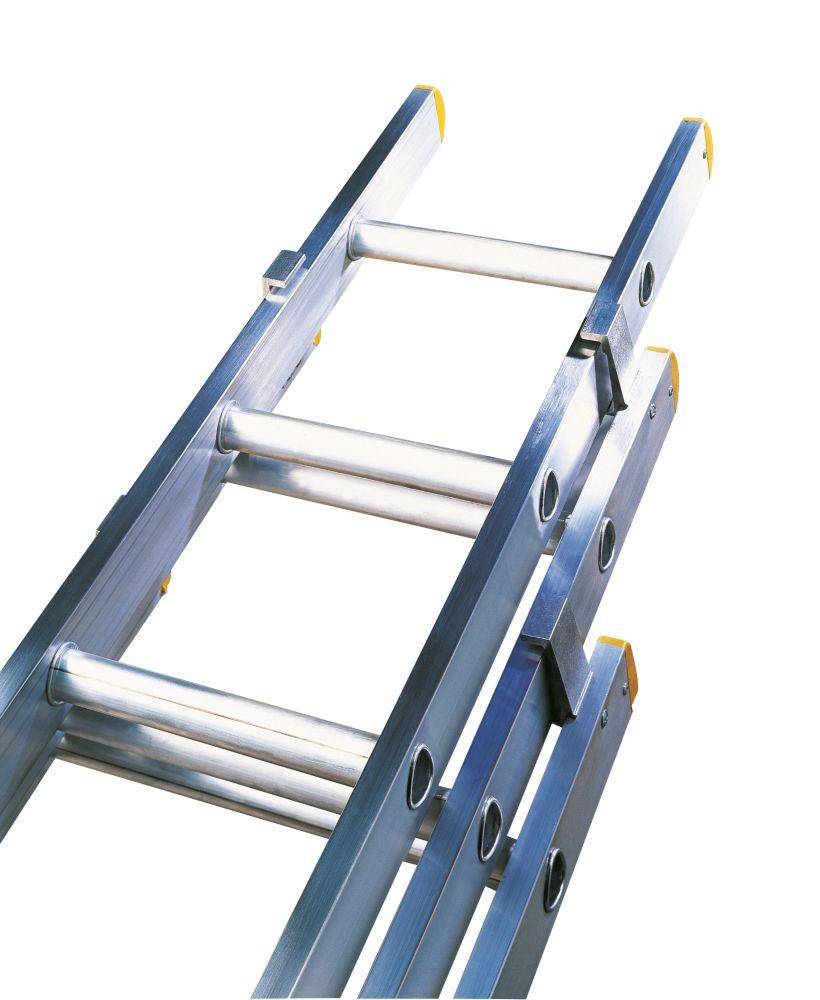 Lyte Trade ELT340 Triple-Extension Ladder 14 Rungs