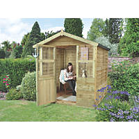 Forest Stroud Outdoor Summerhouse 1.99 x 2.03m