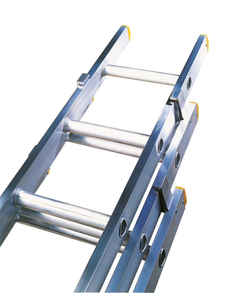 Lyte Trade ELT325 Triple Extension Ladder 8 Rungs