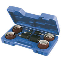 Rubber Drum Sanding Kit 25Pcs