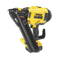 DeWalt DCN694P2-GB 5.0Ah Li-lon XR 40mm Brushless Cordless Nailer 18V