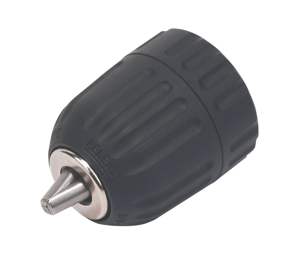 "Universal Keyless Chuck 3/8"" x 24 Male Thread"