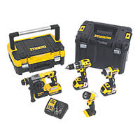 DeWalt DCK456M3T-GB 18V 4.0Ah Li-Ion XR Cordless 4-Piece Kit