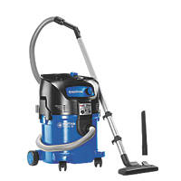 Nilfisk 30-01PC 1500W 30Ltr Wet & Dry Vacuum Cleaner 240V