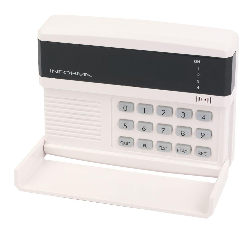 Honeywell Speech Dialler