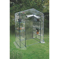 "Apollo  Walk-In Greenhouse 4' 7"" x 2' 3"""