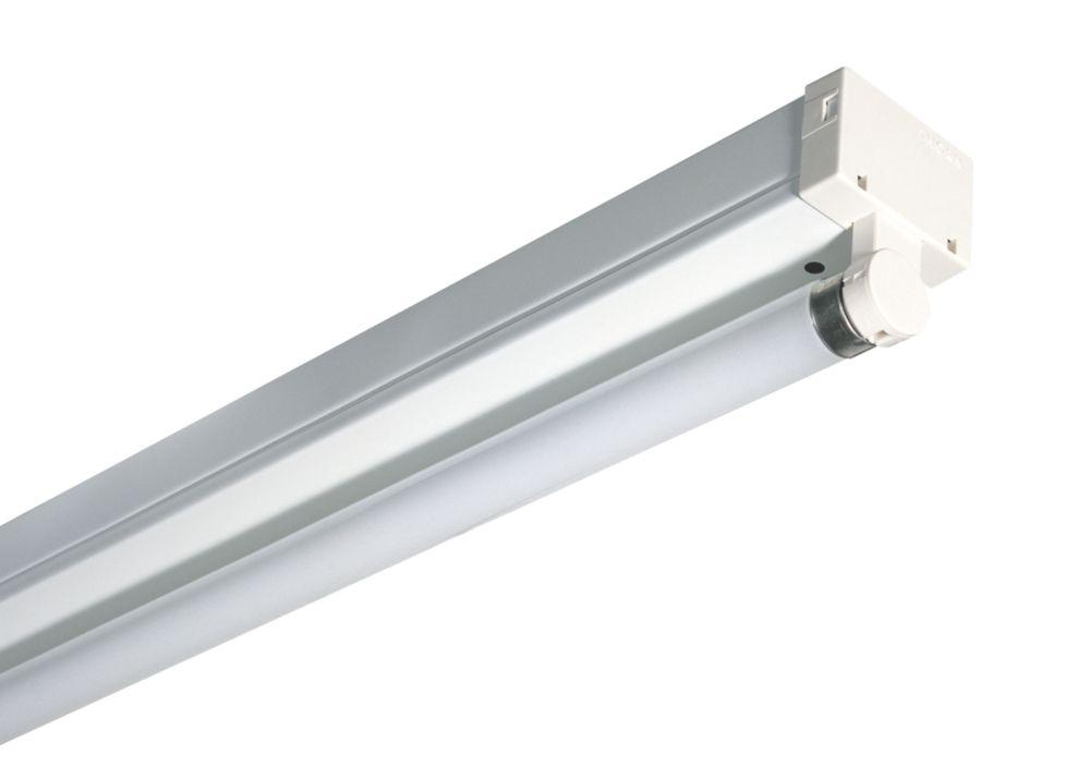 Pop Pack Switch Start Fluorescent Batten 1 x 70W 6ft (1800mm) Pack of 2