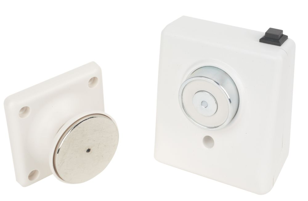 Deedlock Fire Door Hold Open Magnet 24V