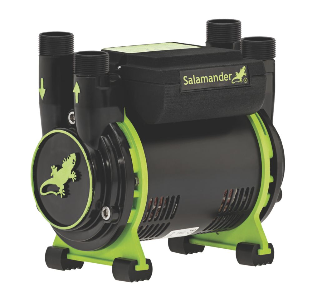 Salamander Pumps CT50+ Xtra Shower Pump 1.5bar