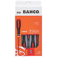 Bahco Ergo Screwdriver Set 325mm 5Pcs