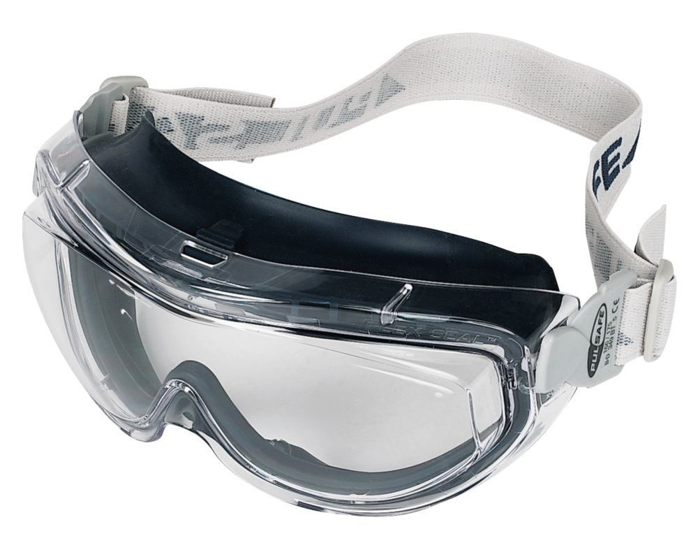 Pulsafe Flex Premium Seal Safety Goggles