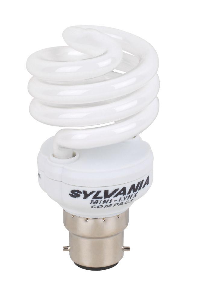 Sylvania Spiral CFL BC 15W
