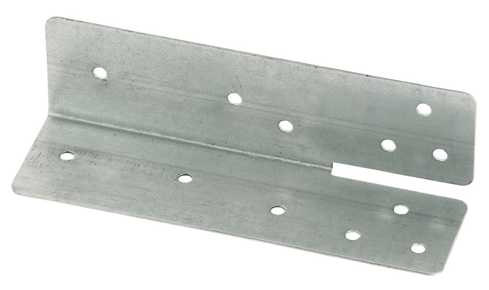 Galvanised Universal Framing Anchor 124mm Pack of 10
