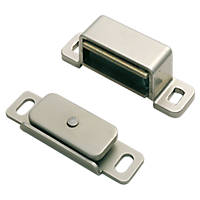 Carlisle Brass Magnetic Catch Nickel-Plated 15mm