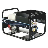 SDMO VX200/4H  200A DC Portable Generator & Welding Set 110/230V