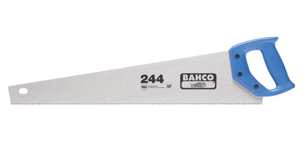 "Bahco 244 Hardpoint Handsaw 20"""