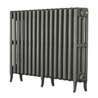 Arroll  4-Column Cast Iron Radiator  660 x 874mm