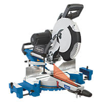 Scheppach HM120L 305mm  Double-Bevel  Sliding Mitre Saw 230V