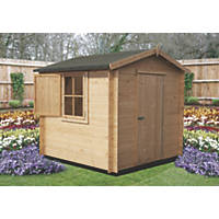 Camelot 2 Log Cabin 2.3 x 2.3m