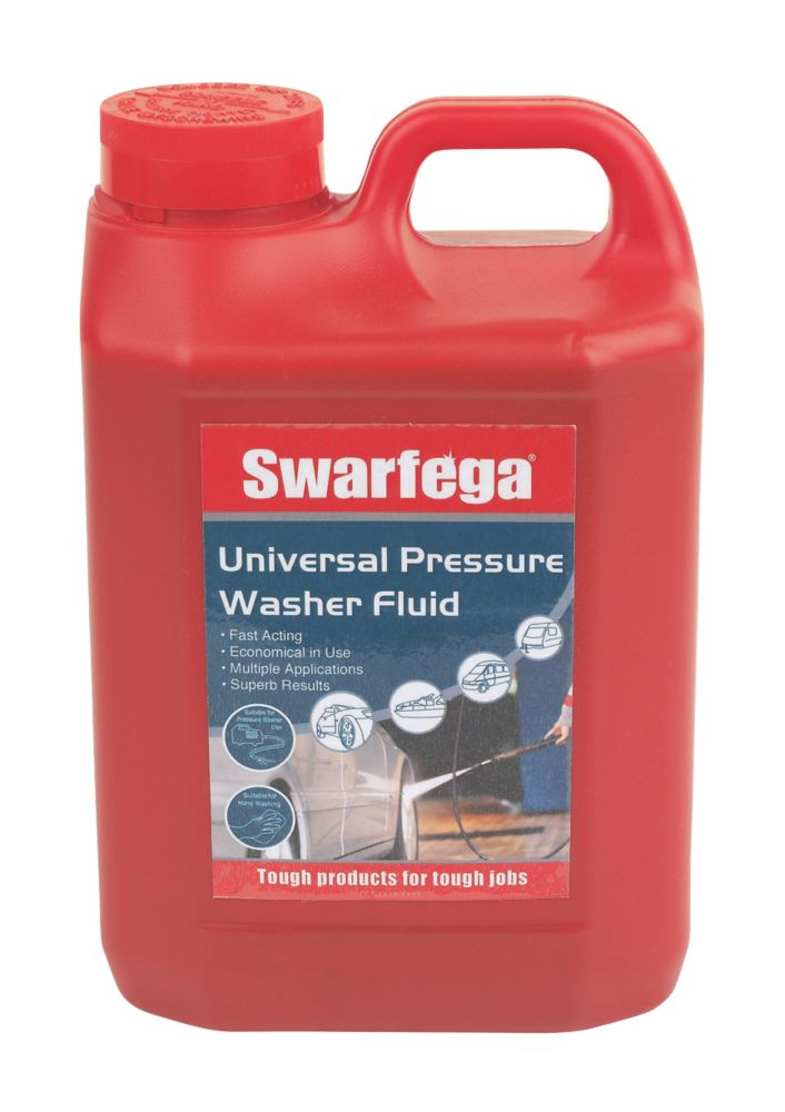 Swarfega Universal Pressure Washer Fluid 2Ltr
