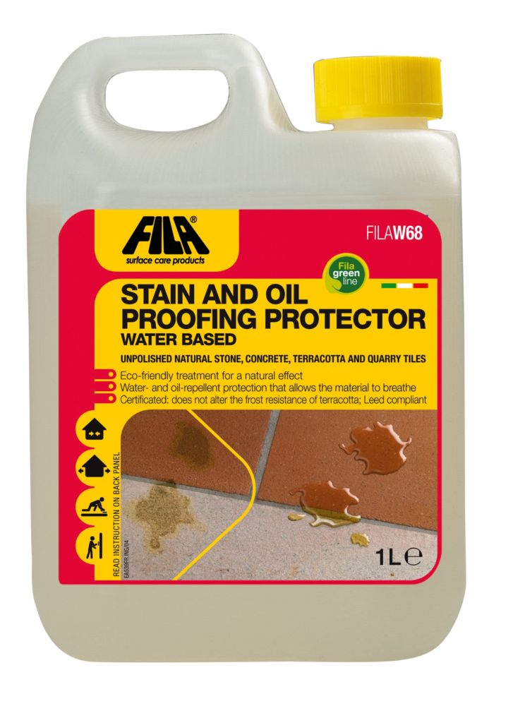 Fila W68 Stain & Oil Proofing Protector 1Ltr