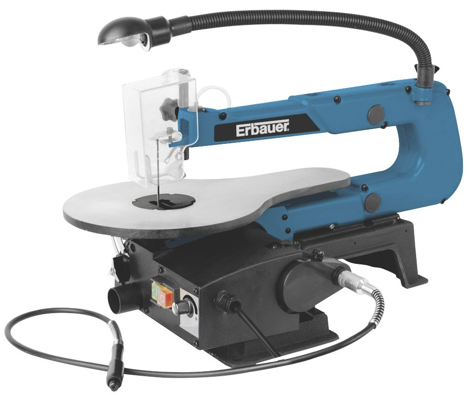 Erbauer ERB110SSW 90W 406mm Scroll Saw 230V