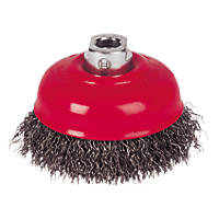 Bosch 100mm Crimped Wire Cup Brush