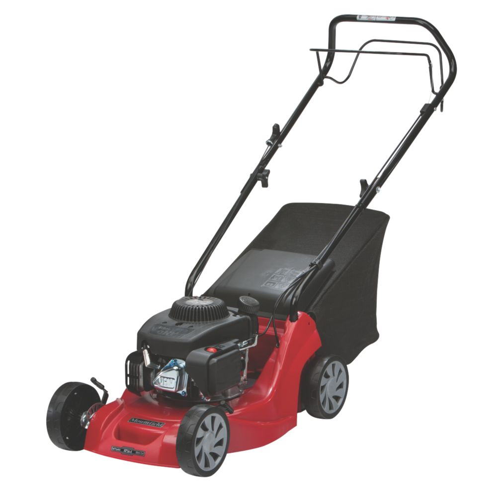 Mountfield SP164 39cm 2.72hp Self-Propelled Rotary Lawn mower