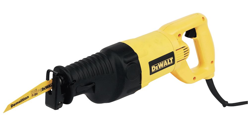 DeWalt DW310K 240V 1200W Reciprocating Saw