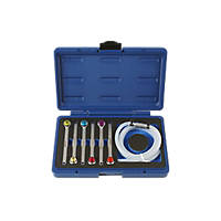 Laser Brake Bleeder Wrench Set  7 Pieces
