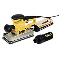 DeWalt D26421-GB 240V ½ Sheet Sander