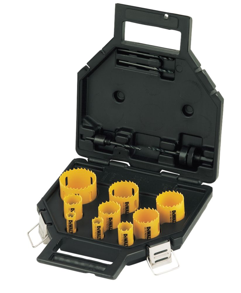 DeWalt Holesaw Kit 13 Pc
